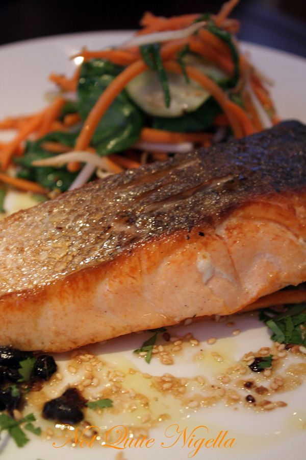 Bluebird cafe chelsea salmon