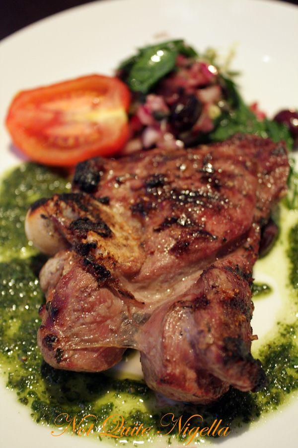 Bluebird Chelsea London mutton