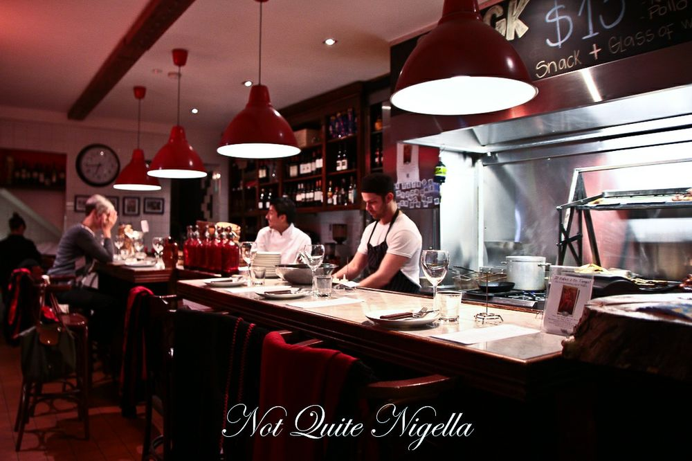Boca, Darlinghurst @ Not Quite Nigella