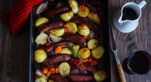 Sausage Hogs - Making Boerewors From Scratch
