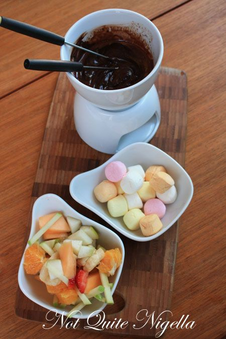 bondi fm cafe fondue