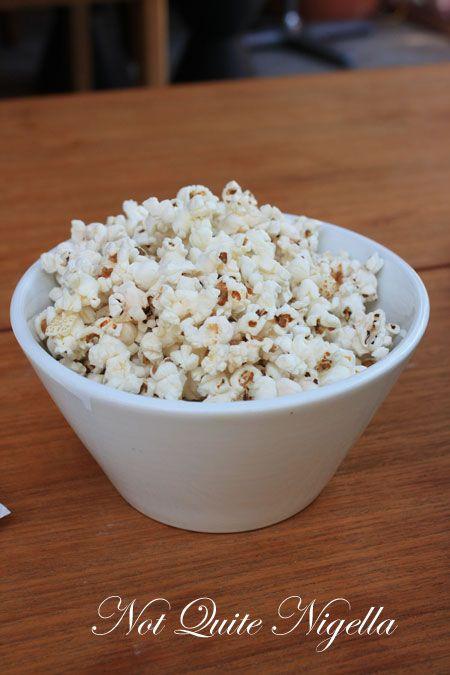 bondi fm cafe popcorn