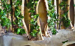 The Easy Gourmet: Bone Marrow Toast!