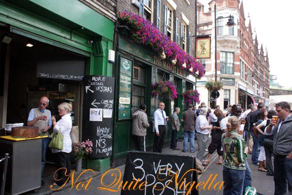 Borough Markets London