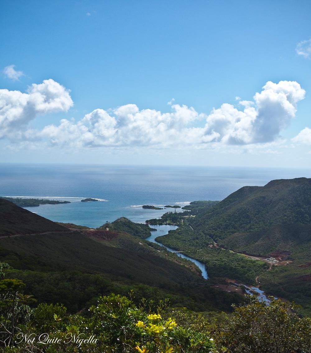 Bougna New Caledonia