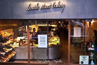 bourke street bakery at night