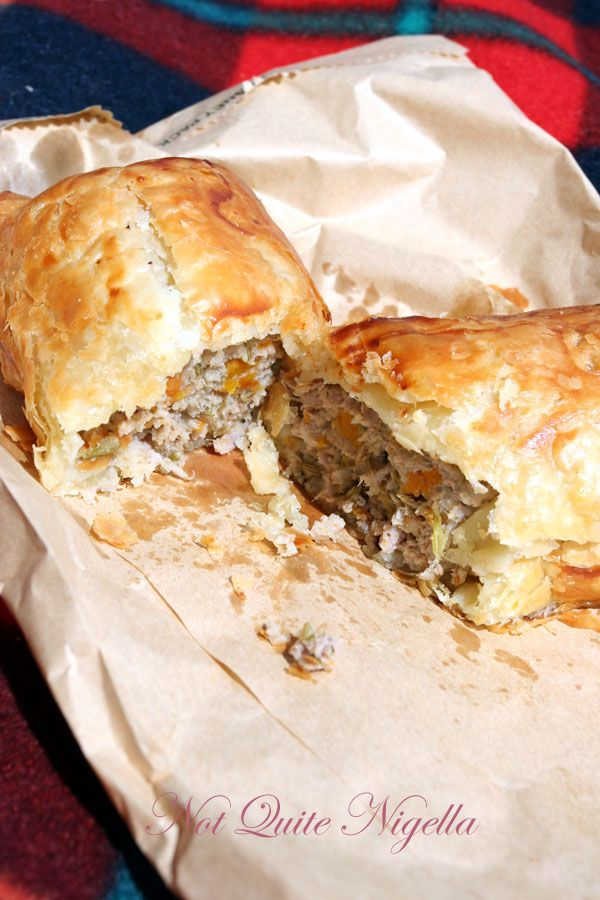 Pork and fennel sausage roll