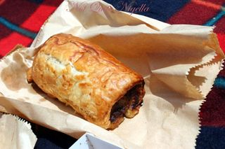 Bourke Street Bakery, Surry Hills Pork and fennel sausage roll