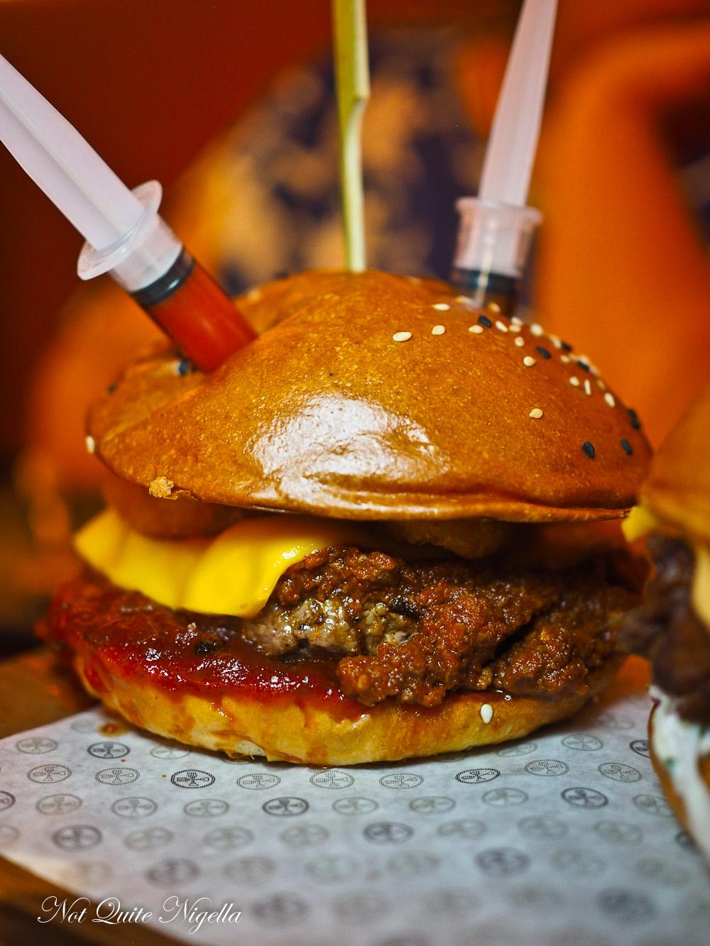 Brooklyn Depot Burgers