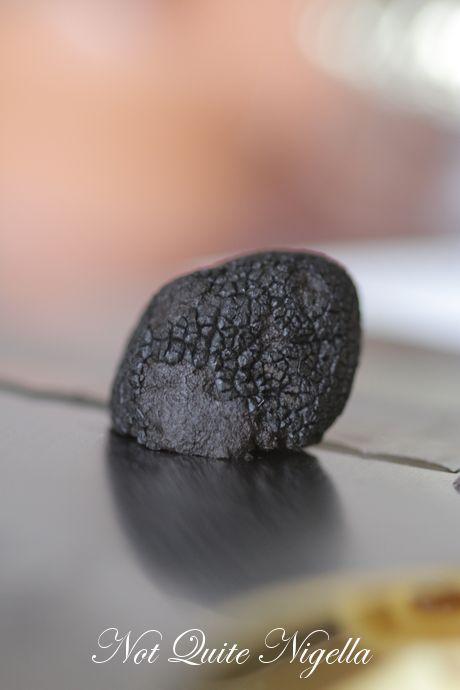 Buon Ricordo's Famous Truffle Egg Pasta