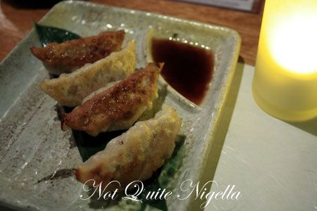 busshari potts point gyoza