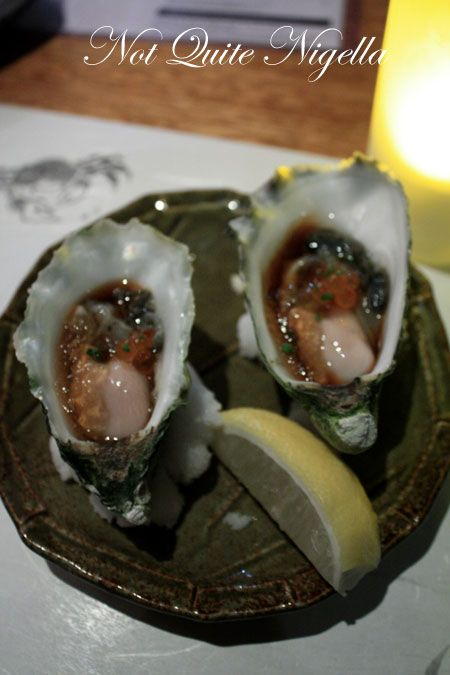 busshari potts point oysters