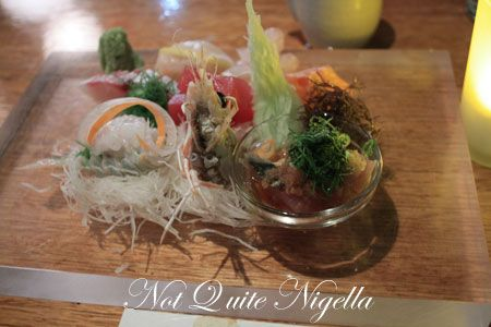 busshari potts point sashimi