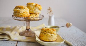 Perfect Buttermilk Scones - Small Batch Recipe Plus Tips & Tricks!