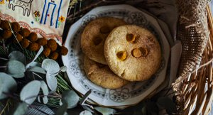 Sugar & Spice & All Things Nice! Nordic Cardamom Butterscotch Snickerdoodles