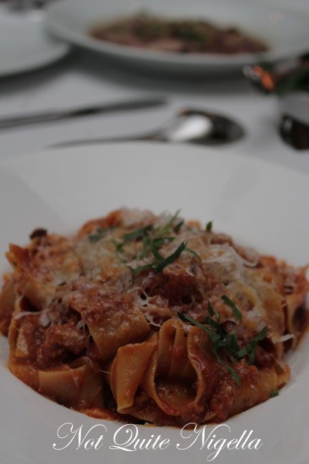 buzo trattoria, woollahra, review