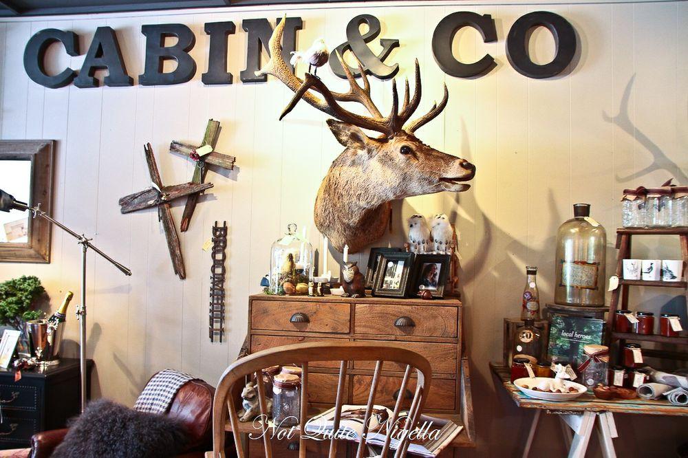 cabin and co blackheath