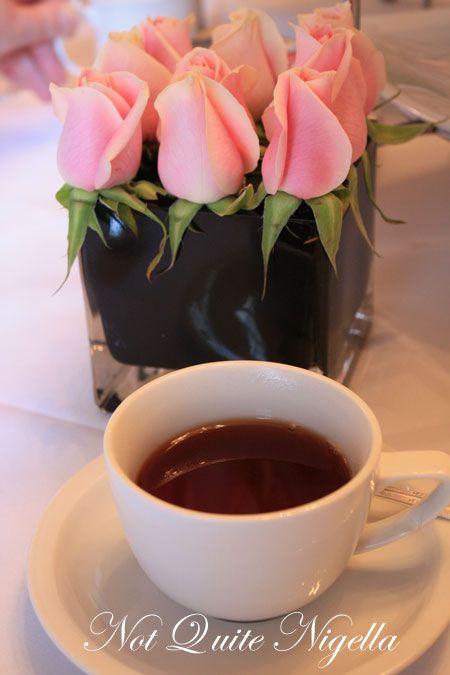 sir stamford pink high tea tea