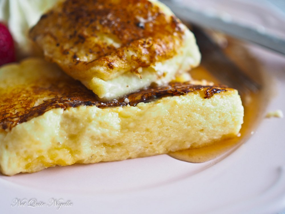 Cafe Aaliya French Toast Copycat
