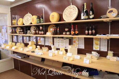 Cafe De Paris & Hokitika Cheese & Deli, New Zealand