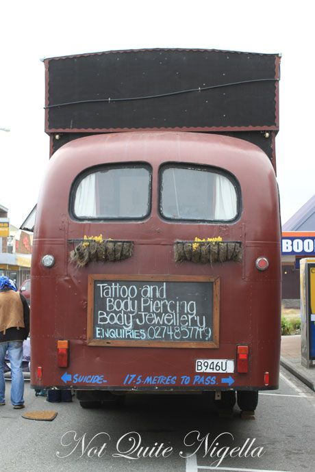 tattoo bus