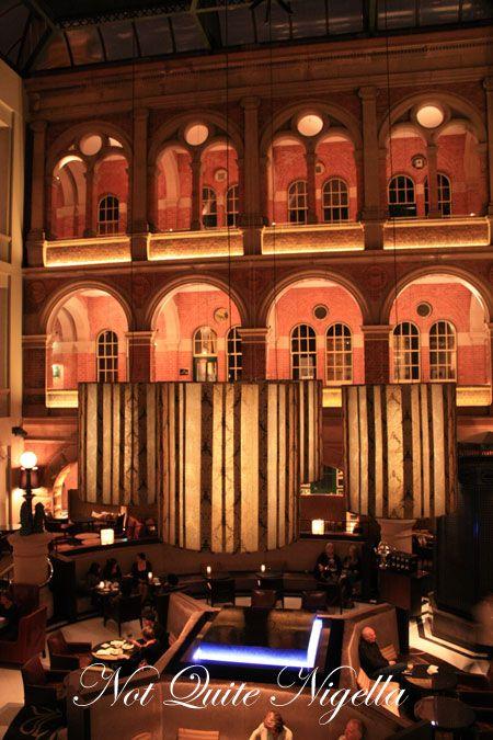 cafe opera lobby