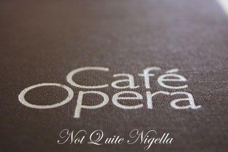 Mr Cafe Balmain Menu