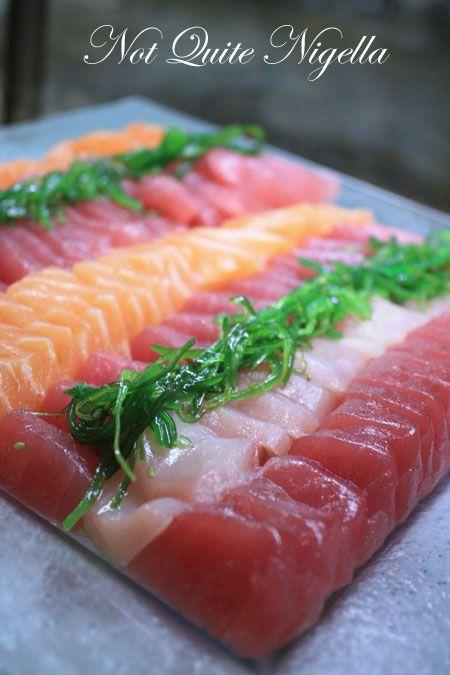 cafe opera sashimi
