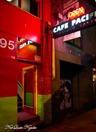 Cafe Paci