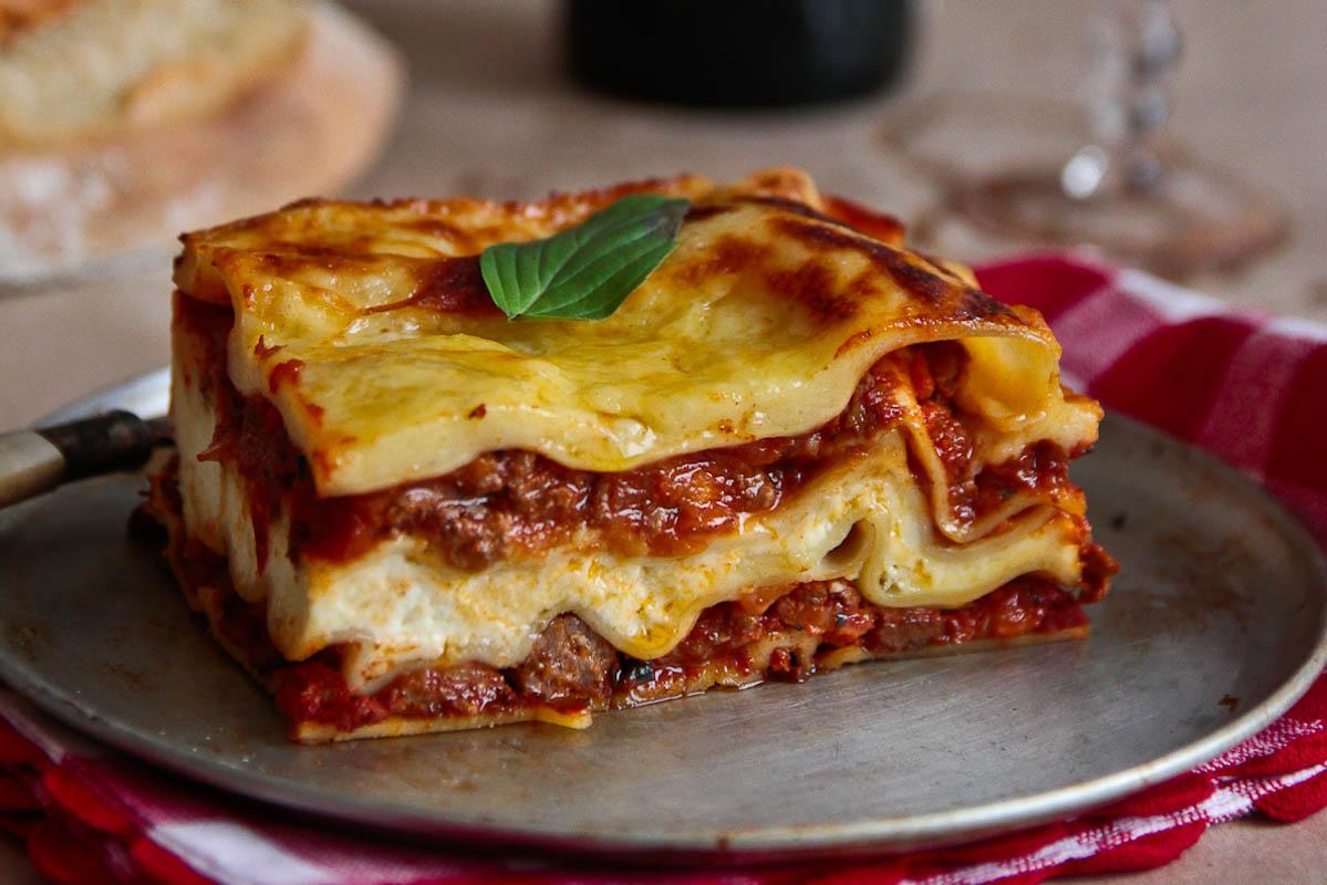 Easy Healthy Lasagna Not Quite Nigella