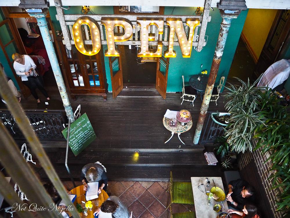 Camden Villa Cafe