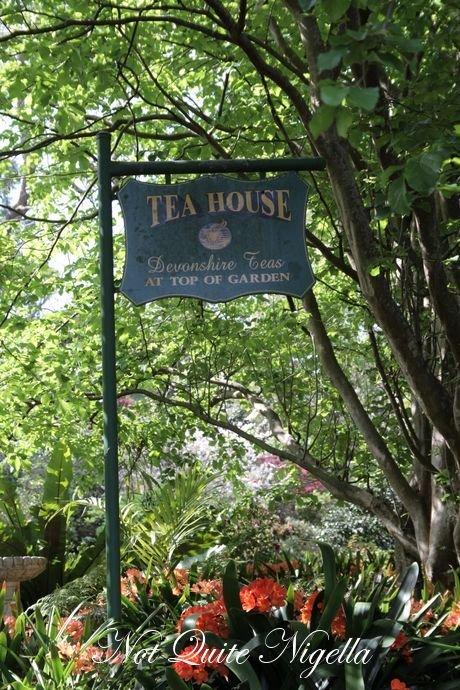 The Camellia Gardens Tea House, Caringbah @ Not Quite Nigella
