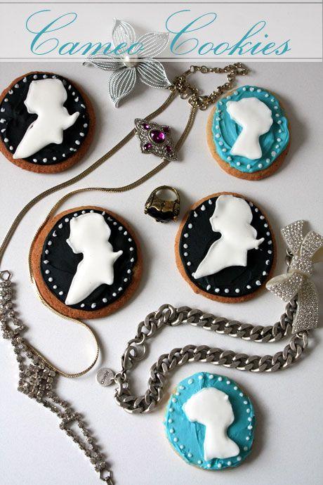 cameo cookies 5