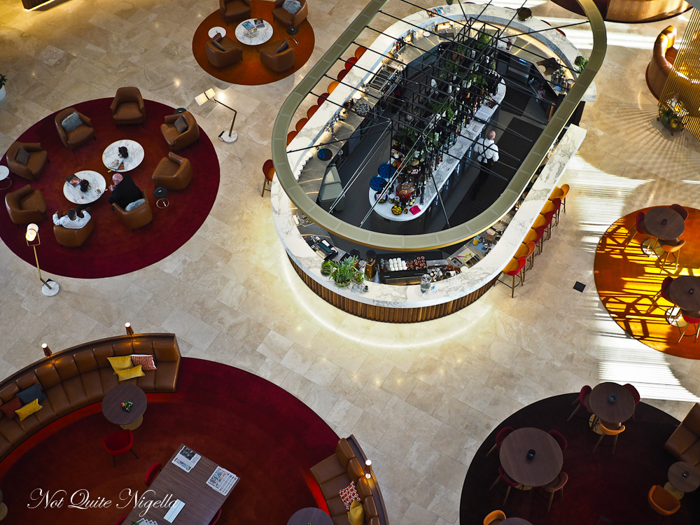 Canberra Hotels QT Canberra Vibe Airport Hotel Kurrajong East Hotel