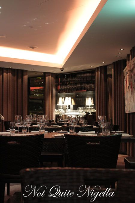 capital grill, circular quay, review