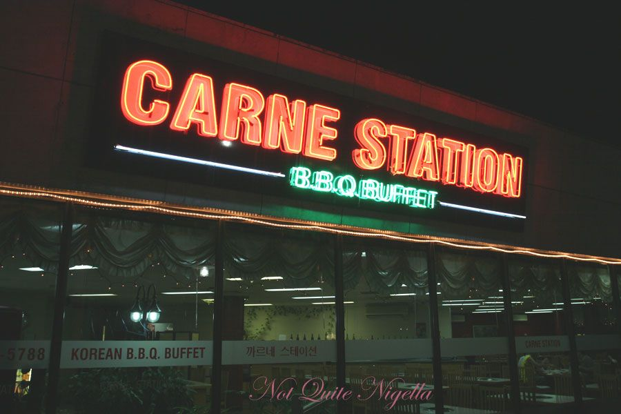 Carne Station at Parramatta