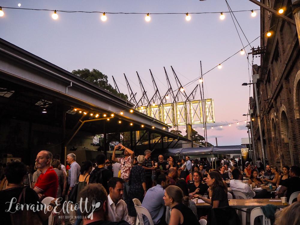 Carriageworks Night Summer Market