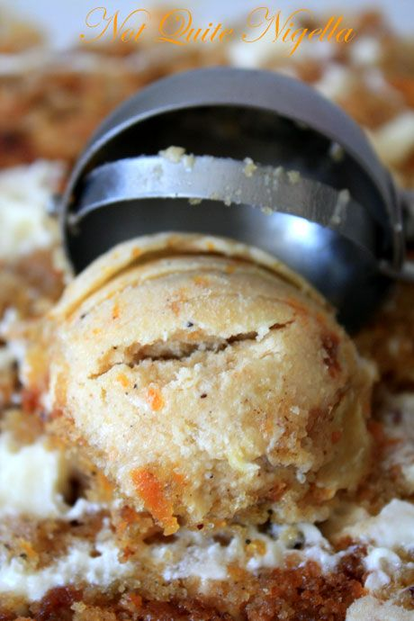 carrot cake icecream 2