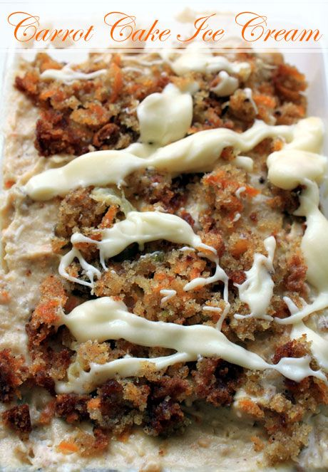 carrot cake icecream 1