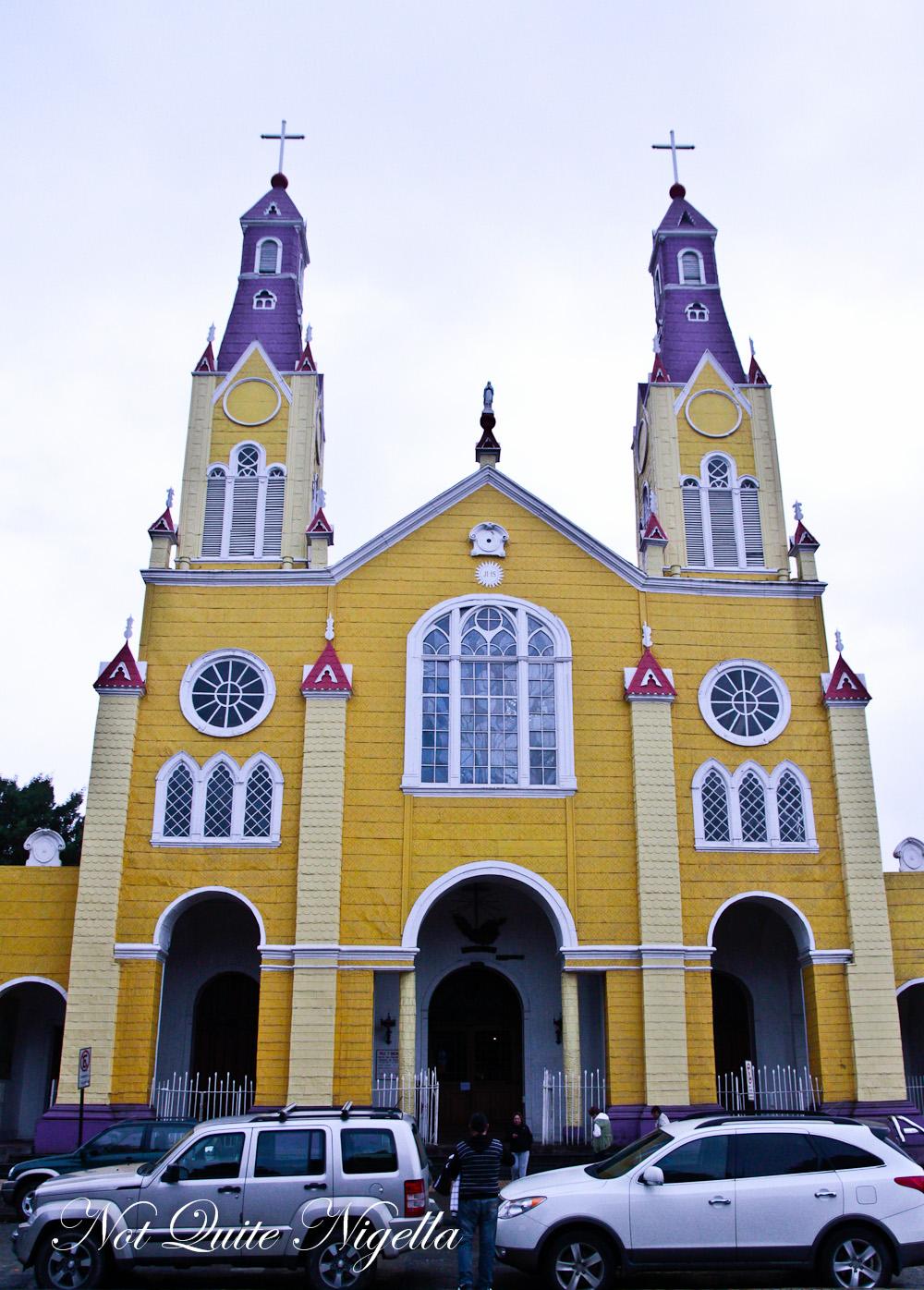 Castro Chiloe Island