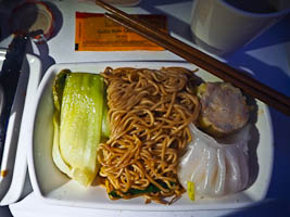 Airline Review: Cathay Pacific Business Class Sydney to Hong Kong