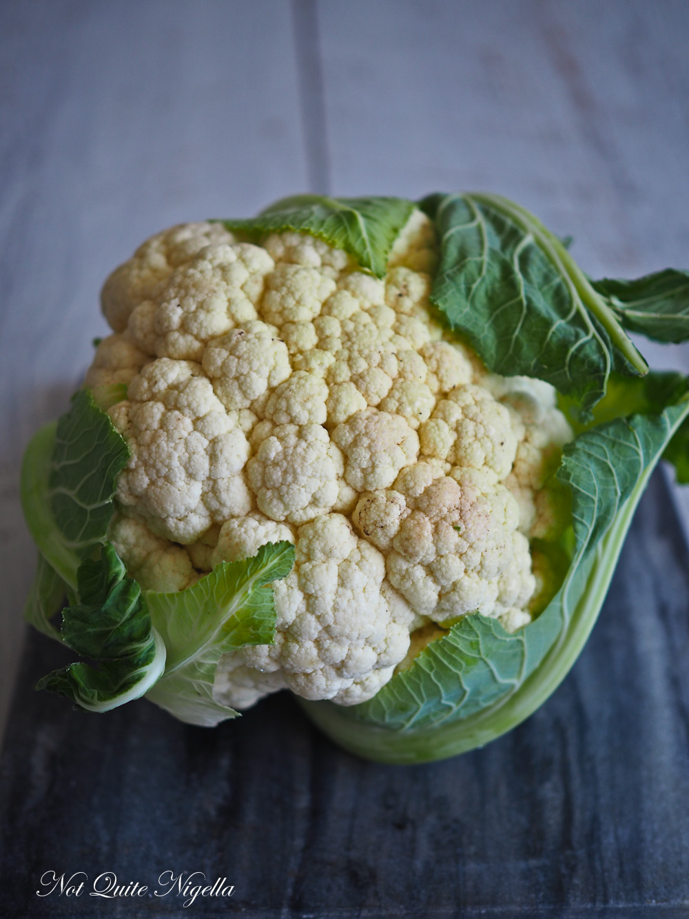 Easy Cauliflower Steak recipe