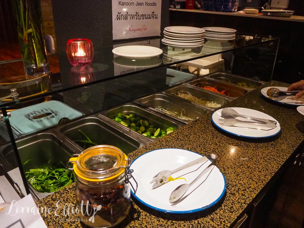 Caysorn Thai, Haymarket Chinatown Sydney