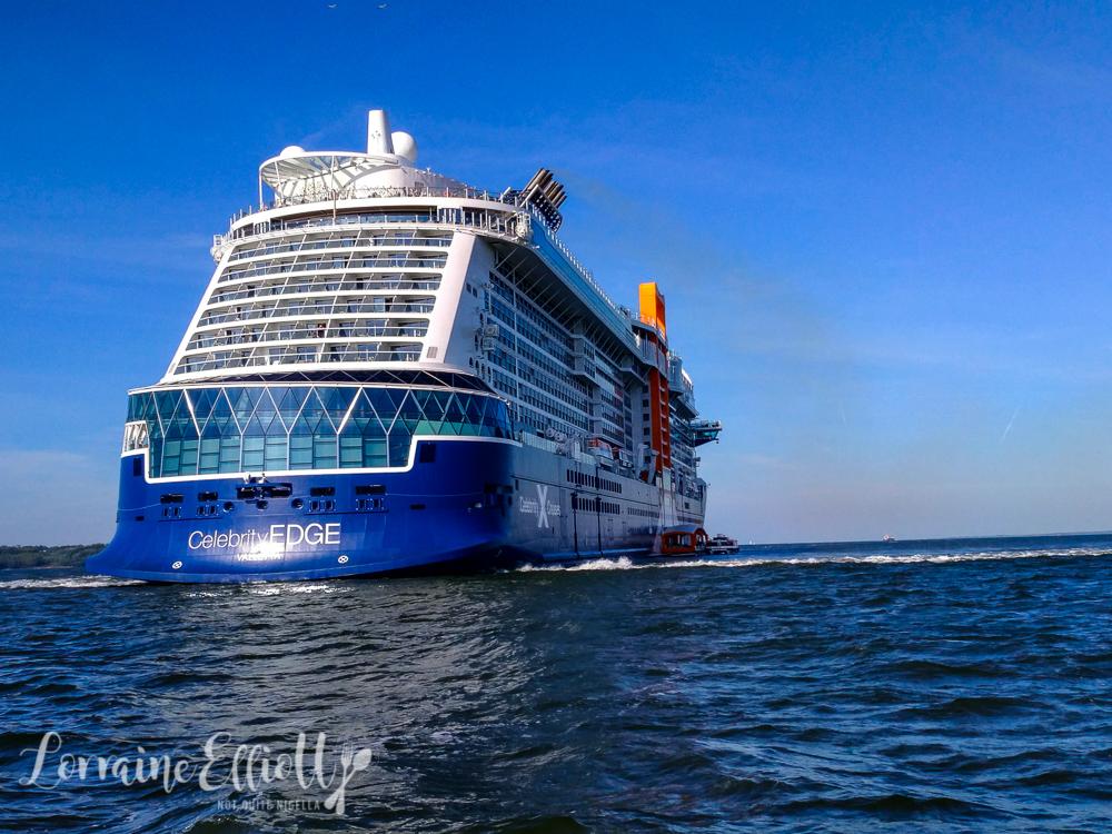 Celebrity Edge Cruise Ship Food