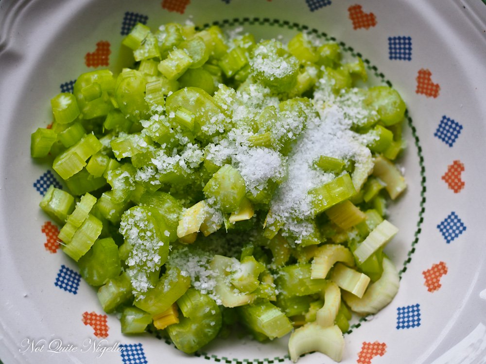 Celery Pickle Recipe Not Quite Nigella