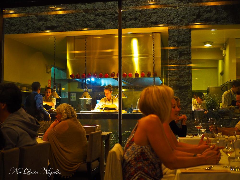 Central Restaurant Lima Peru