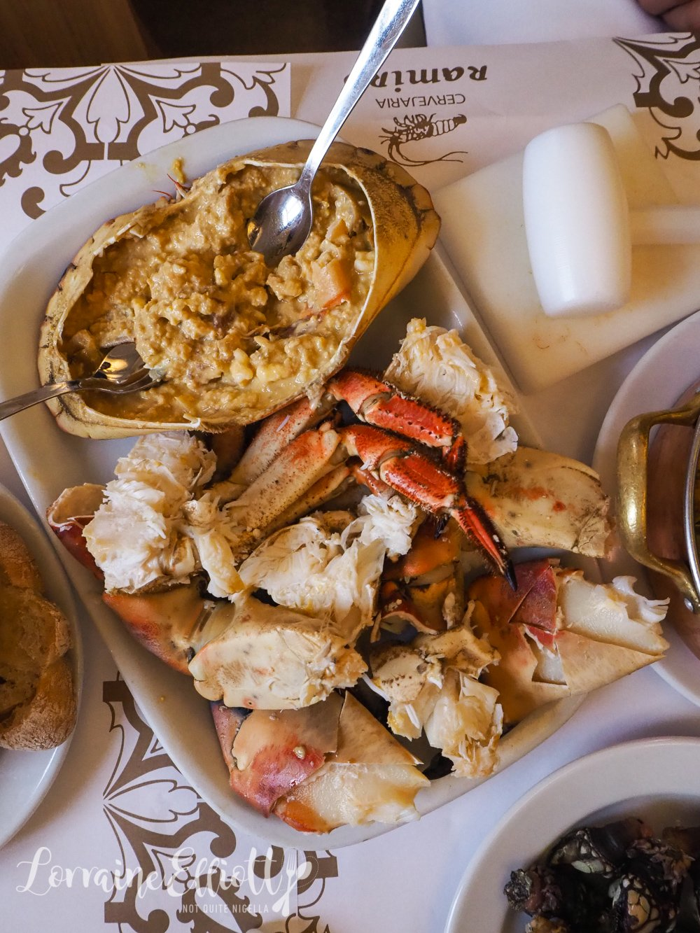 Cervejaria Ramiro Lisbon Seafood
