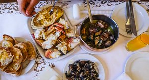 Shrimply Irresistible! Cervejaria Ramiro Lisbon Seafood