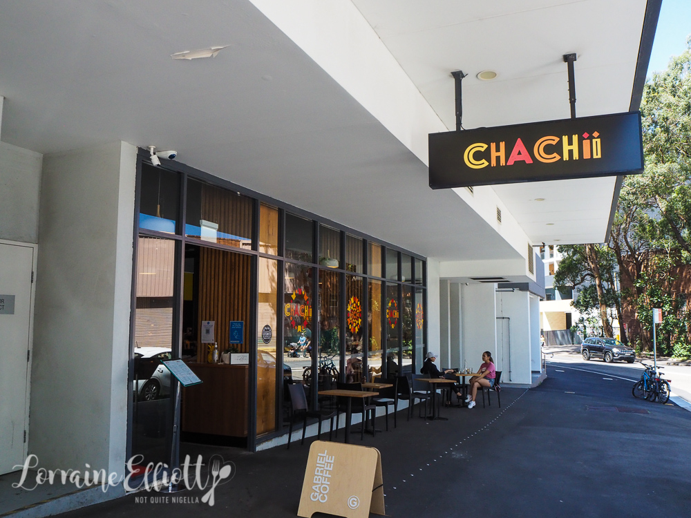 Chachii, Wolli Creek