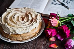 Chai Spiced Tea Cake